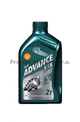 SHELL ADVANCE VSX 2T