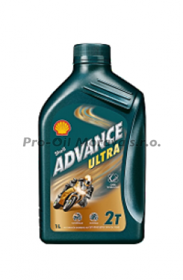 SHELL ADVANCE 2T ULTRA
