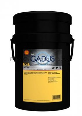 SHELL GADUS S2 OGH 0/00